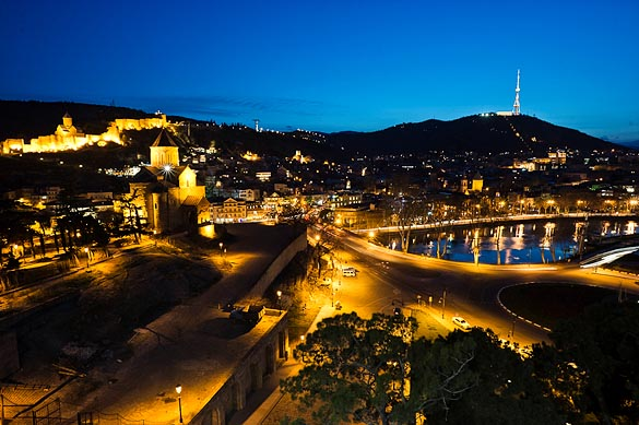 - Gruzija - Tbilisi -4631