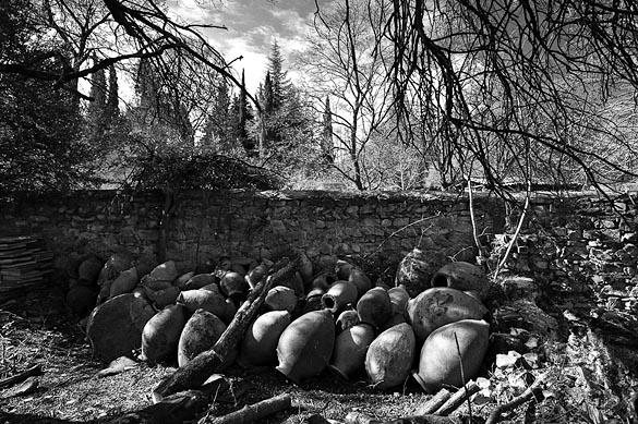 - Ikalto wine academy, 12. stoletje -5848